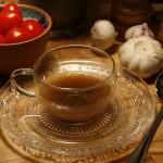 Wagyu-bouillon
